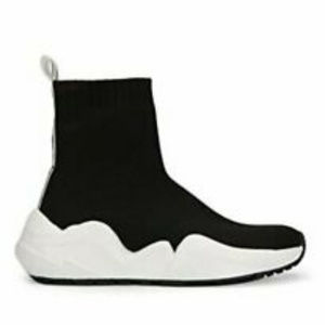 New Kenneth Cole Maddox Stretch Knit Sneakers